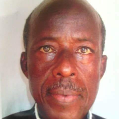 Le journaliste Abdoulaye